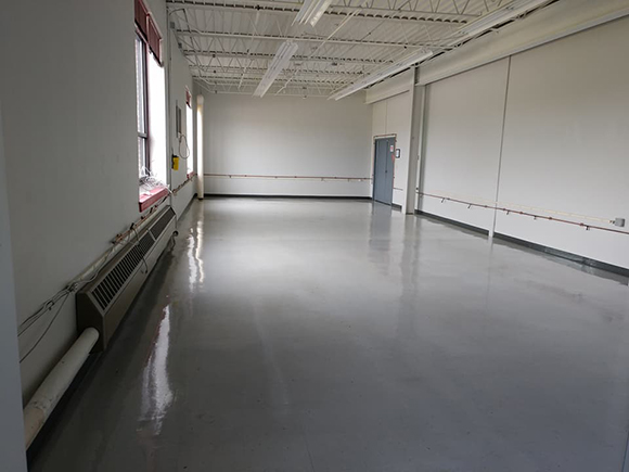 commercial room