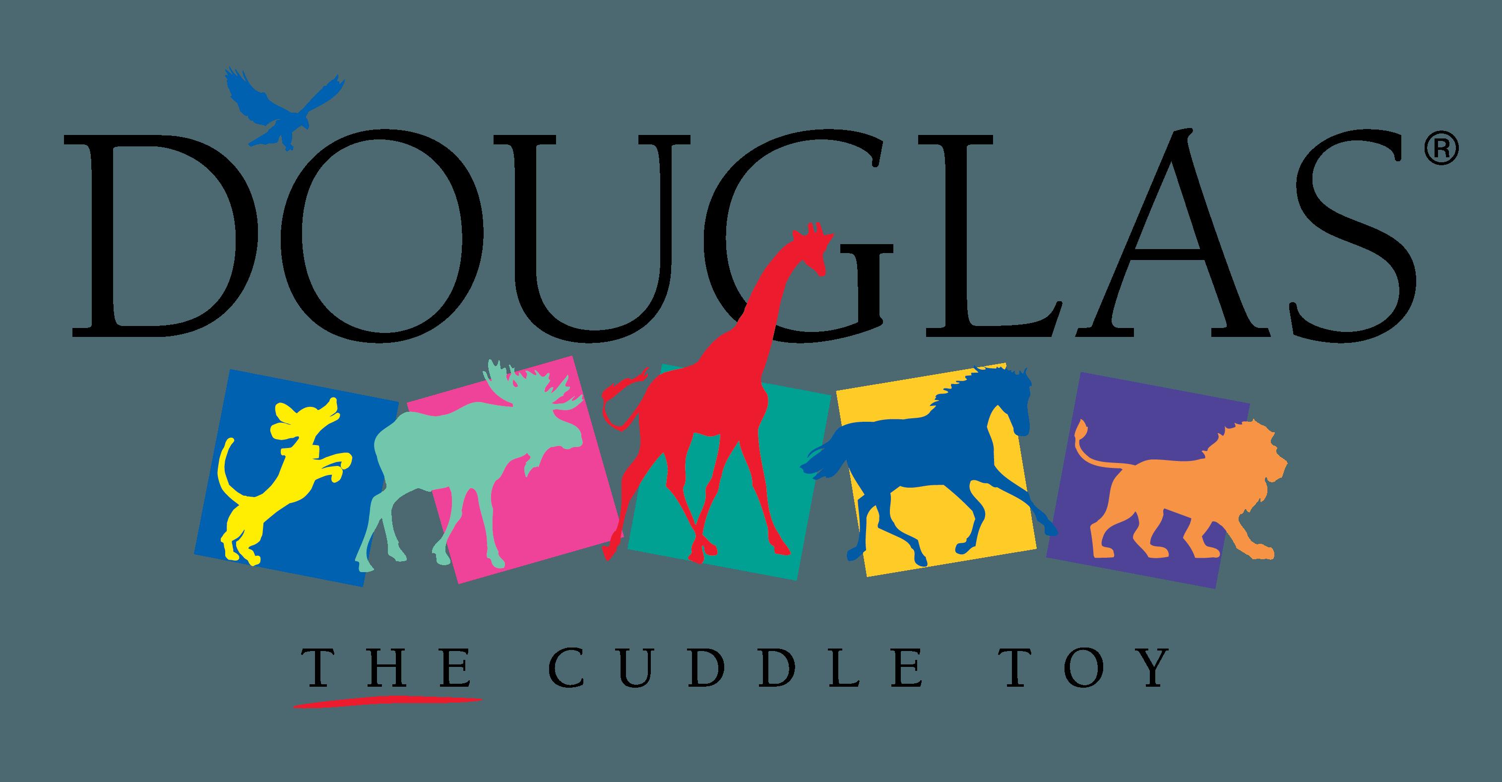 Douglas Cuddle Toy logo