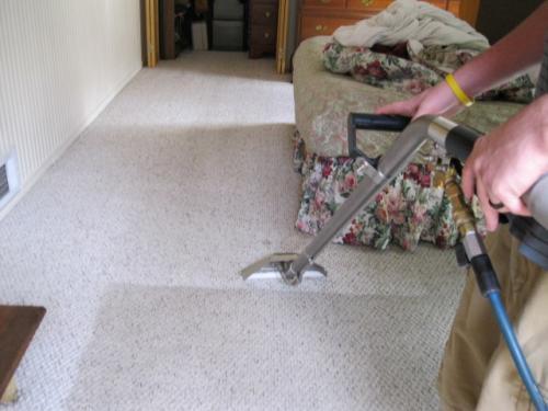 bedroom rug clean