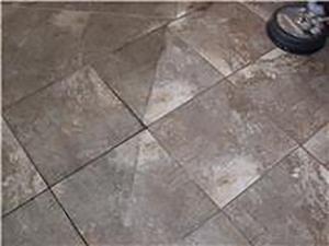 tile clean line